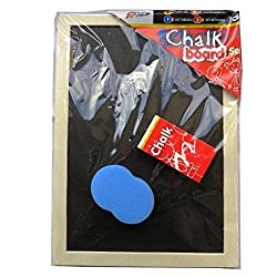 Childrens Chalk Board Set - Grafix - Chalk Board