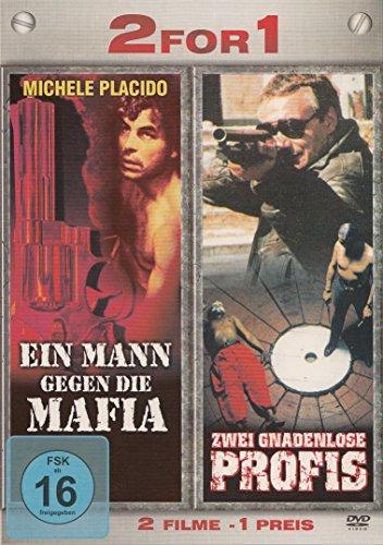Bild von Ein Mann gegen die Mafia - Zwei gnadenlose Profis (Cross) - 2For1