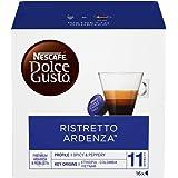 Café Dolce goût RISTRETTO Ardenza | NESTLE Pack 3 boîtes de 16 capsules chacun