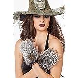Fellhandschuhe Werwolf Plüschhandschuhe Halloween