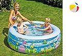 Runder Pool - Planschbecken Badespaß Schwimmbad Pool Planschbecken Kinderpool Pool Schwimmingpool...