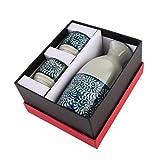 SERVICE à SAKE JAPONAIS - Design Nippon Traditionnel