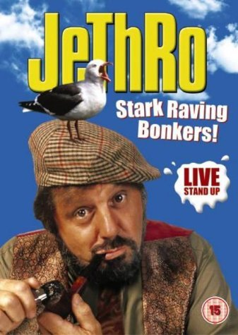 Jethro: Stark Raving Bonkers! [DVD] (Dvd Bonkers)
