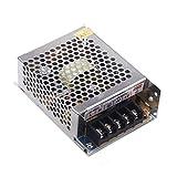 Schalt leistungswandler - SODIAL(R)AC 100V ~ 220V zu DC 5V 6A 30W Schalt leistungswandler fuer LED Streifen