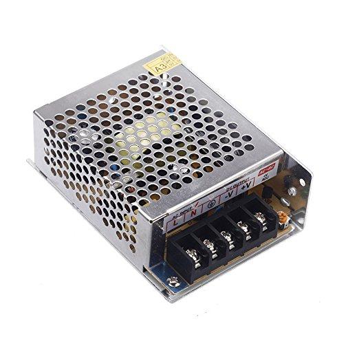 Schalt leistungswandler - TOOGOO(R)AC 100V ~ 220V zu DC 5V 6A 30W Schalt leistungswandler fuer LED Streifen