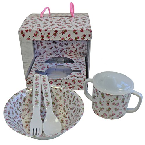 garden-fairy-melamine-feeding-set