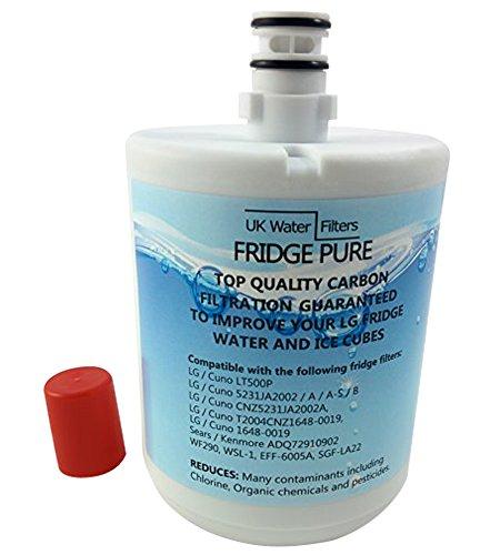 Filter Labs-perfekter Ersatz für Ihr LG Kühlschrank Wasser Filter-Modelle LT500P, LT500, Cuno 5231JA2002A -
