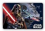 Disney Star Wars 3D Tischunterlagen plus Sticker Mitgebsel (6 Stück)