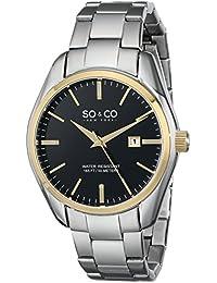 SO&CO Reloj 5101.4 Plateado