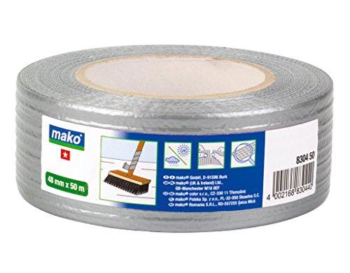 mako Reparaturband; ca. 48 mm x 50 m; silber