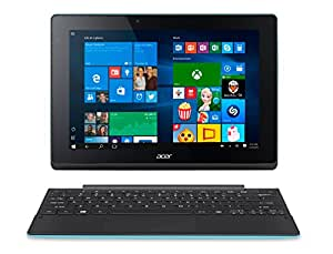 Acer Aspire SW3-016 10.1-inch Laptop (Atom x5-Z8300/2GB/32GB/Windows 10/Integrated Graphics), Blue