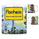 Flonheim - Einfach die geilste Stadt der Welt Kaffeebecher