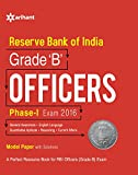 Reserve Bank of India Grade 'B' Officers Phase - 1 Exam 2016