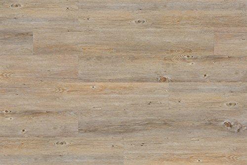 Cortex Kork Parkett Nordeiche | Veranatura Klick Parkettboden Eiche nordisch ✓Kork statt Vinyl ✓Schalldämmung ✓Klick Montage ✓robust | Inhalt 1,806m² = 10 Parkett Dielen á 1220x185x10,5mm