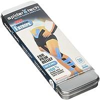 SpiderTech Universal I-Streifen Kinesiologisches (20er-Dose) (Blue) preisvergleich bei billige-tabletten.eu