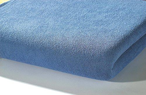 alvi-drap-housse-tissu-eponge-royalbleu-70x140cm