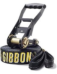 Gibbon JibLine - Eslinga y tensor negro, 15 m, color negro