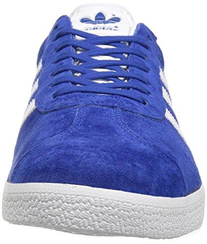 adidas Unisex-Erwachsene Gazelle Low-Top Blau