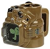 Fallout Pip Boy 48oz Ceramic Molded Mug