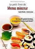 Telecharger Livres Menus minceur (PDF,EPUB,MOBI) gratuits en Francaise