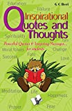 Inspirational Quotes and Thoughts: Powerful Quotes and Inspiring Messages for Students