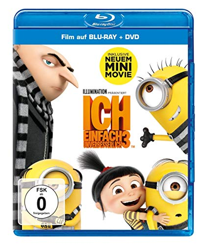 Ich - Einfach Unverbesserlich 3 (DVD/BluRay)