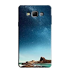 OCEAN AND THE SKY BACK COVER FOR SAMSUNG A5