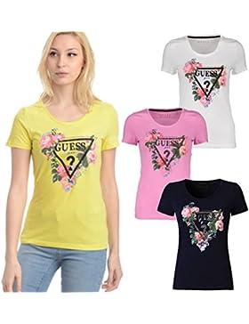 GUESS Camiseta W82I06-JA900-A000