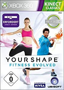 Your Shape - Fitness Evolved 2012 (Kinect) [Xbox Classics]