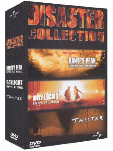 Disaster collection - Dante's Peak - La furia della montagna + Daylight - Trappola nel tunnel + Twister [3 DVDs] [IT Import]