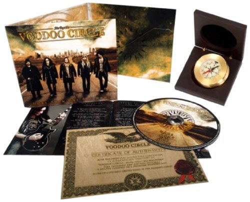 More Than One Way Home (Limited Fanbox) by Voodoo Circle