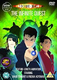 Doctor Who: The Infinite Quest - Complete Animated BBC Series [DVD] (B000U55U82) | Amazon price tracker / tracking, Amazon price history charts, Amazon price watches, Amazon price drop alerts