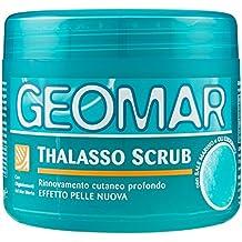 Geomar Thalasso Scrub Gommage pour Renouvellement de la Peau 600 g