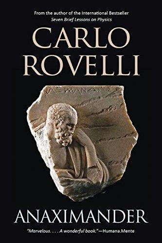 Anaximander por Carlo Rovelli