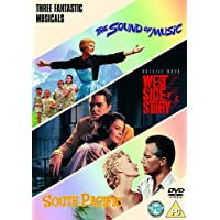 The Sound of Music [1965] / West Side Story [1961] / South Pacific