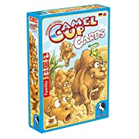 Pegasus-Spiele-54547G-Camel-Up-Cards Pegasus Spiele 54547G – Camel Up Cards -