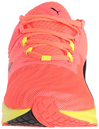 Puma Ignite XT v2 Synthétique Chaussure de Course Red BlastSafety Yellow
