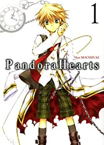 Pandora Hearts Edition simple Tome 1