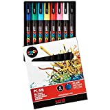 UNI Posca Set PC-3M - Pack de 8 rotuladores