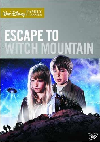 Preisvergleich Produktbild Escape To Witch Mountain [UK Import]