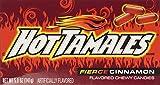 Hot Tamales Fierce Cinnamon**141g*feurig scharfe Zimtkaubonbons