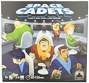 Unbekannt Stronghold Games 2006 - Space Cadets Brettspiele