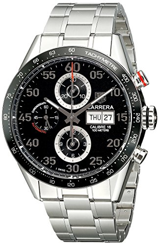 TAG Heuer Carrera Automatik Chronograph Day-Date CV2A10.BA0796
