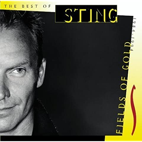 Fields of Gold: Best of Sting 1984-1994 by Sting