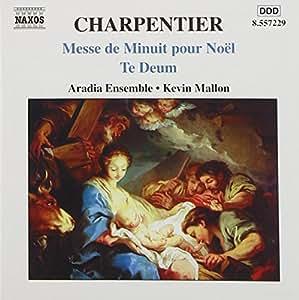 Te Deum/Messe de Minuit pour N