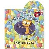 J'apprends l'anglais avec Cat and mouse : Learn the colours!