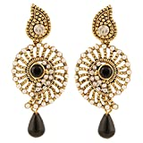 Fine Jewellers Black Beads Handcrafted G...