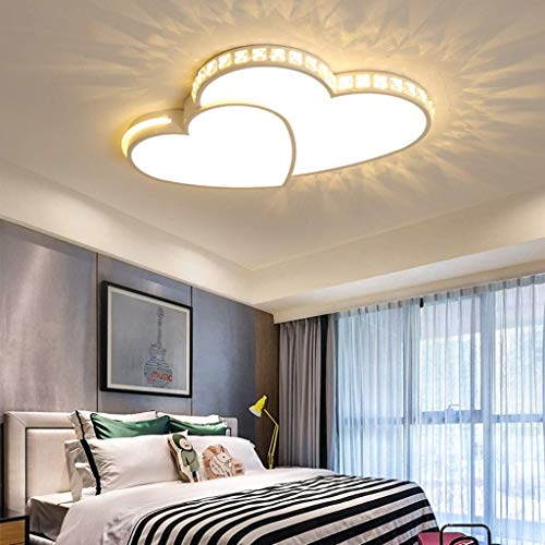 Deckenleuchte LED 24W Kreative Mond Sterne Deckenlampe Kinderzimmer Deckenleuchte Jungen Und Mädchen Schlafzimmer Lampe Einfache Cartoon Romantische Deckenlampe Modern Decke Licht Deckenbeleuchtung