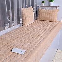 New day®-Flanella galleggianti stuoie finestra stuoie davanzale peluche materasso cuscini del divano cuscini coperte , 60*180cm