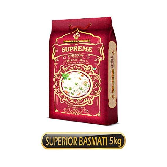 SHRILALMAHAL Supreme Basmati Rice 5 Kg